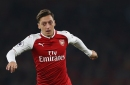 Mesut Özil thinks he's signing for Manchester United