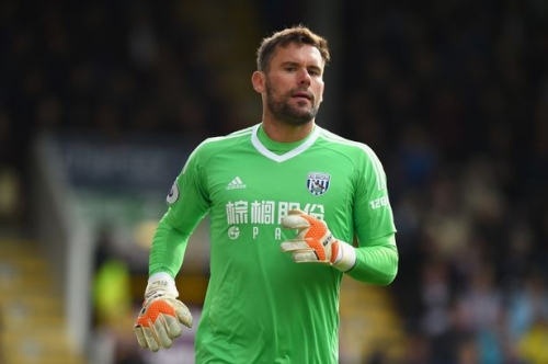 Tony Pulis: West Brom boss provides very latest on fitness race of Ben Foster and Boaz Myhill