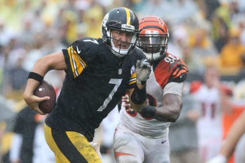 Steelers vs. Bengals, Week 7: Game time, TV schedule, streaming, distribution map and more