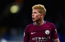 Man City's Kevin De Bruyne predicts a two horse title race with Manchester United