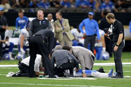 Friday open thread: Which injured Lions will return after the bye week?