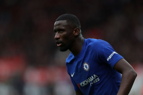 UEFA open disciplinary proceedings against AS Roma after racist chanting directed at Chelsea's Antonio Rüdiger