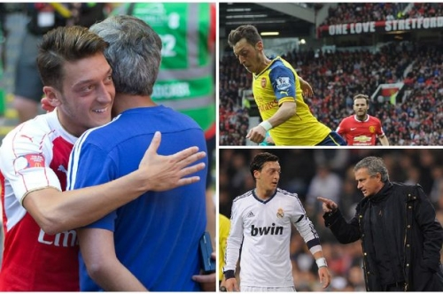 Manchester United can do better than Arsenal luxury Mesut Ozil