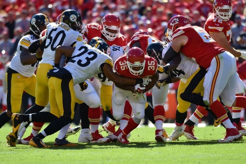 Is NFL using a double standard with Mike Mitchell and Vontaze Burfict?