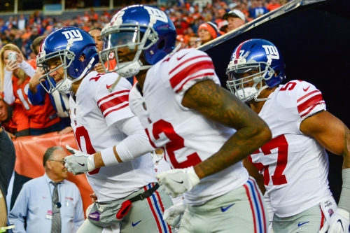 Giants vs. Seahawks: Five things to watch