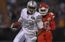 Raiders' Amari Cooper sets early tone in huge game vs. Chiefs
