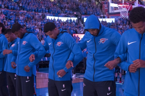 Thunder Views: Westbrook triple-doubles, traveling violations, and Steven Adams