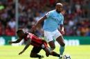Man City captain Vincent Kompany sparks fresh injury concerns