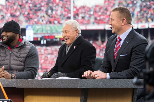 ESPN's College GameDay is Coming to Penn State, and Everything is Going to Be OK.