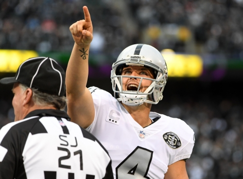 Kurtenbach: 5 things we learned from the Raiders' season-saving win over the Chiefs
