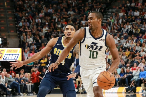The Downbeat: Western Conference Leading Utah Jazz