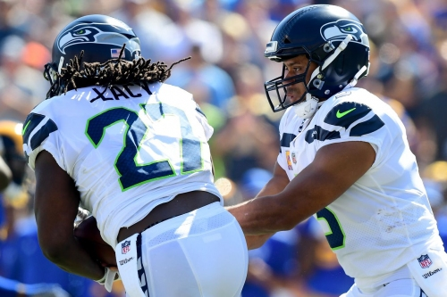 Seahawks at Giants, Week 7: When the Seahawks have the ball