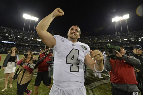 The Daily Dieter Podcast: Did Derek Carr's magic only delay inevitable?