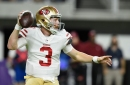 Cowboys @ 49ers: Learning just what is going on at quarterback in San Francisco