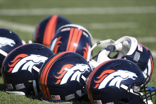Broncos sign wide receiver Tim Patrick to practice squad, release River Cracraft
