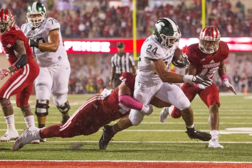 Game Preview: Indiana Hoosiers versus Michigan State Spartans