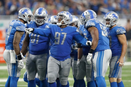 Lions 2017 snap counts: Full breakdown of playing time through 6 weeks