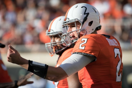 Cowboys Ride for Free discusses Oklahoma State's No. 1 offense, keys to Saturday's game