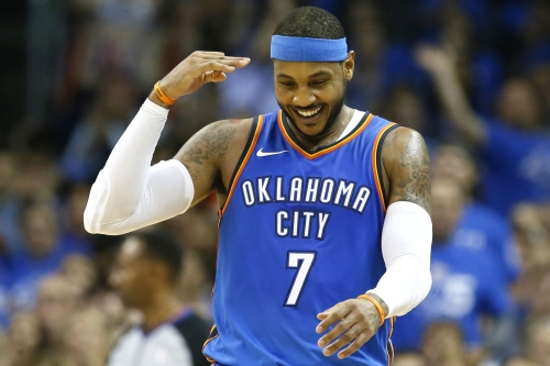 'No more Knicks talk': Carmelo gets closure with emphatic 'W'