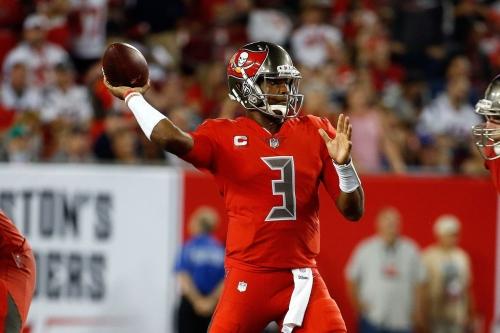 Tampa Bay Buccaneers quarterback Jameis Winston will start against Buffalo Bills