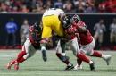 Grady Jarrett leads NFL in run stuffs