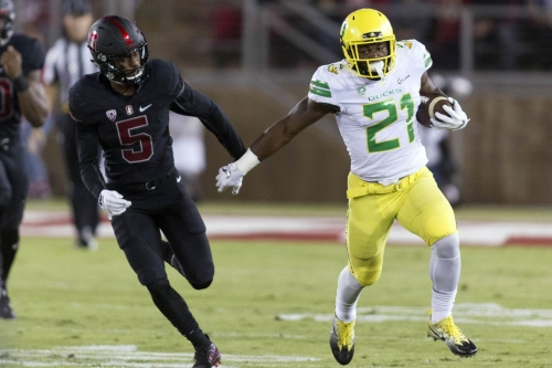 Oregon Ducks Fly South to Face UCLA Bruins