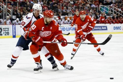 Gameday Updates: Washington Capitals at Detroit Red Wings: Line Combinations, Key Matchups