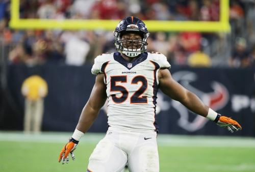Broncos LB Corey Nelson suffers season-ending elbow injury