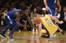Lakers Notebook: Lonzo Ball's rude awakening to the real NBA from Patrick Beverley
