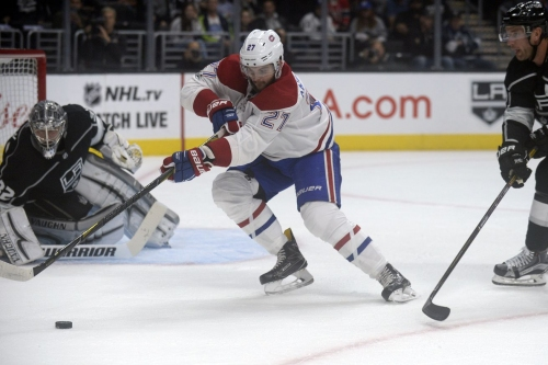 Canadiens lines vs. Ducks: Alex Galchenyuk remains on top line