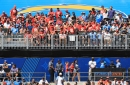 Broncos, fans in for unique experience at StubHub Center, Chargers' temporary home