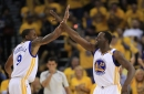 Draymond Green and Andre Iguodala back; Quinn Cook activated