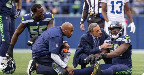 Seahawks place defensive end Cliff Avril on Injured Reserve, list Jeremy Lane as doubtful for Sunday against Giants