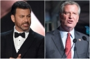 Kimmel blasts de Blasio for not supporting the Yankees