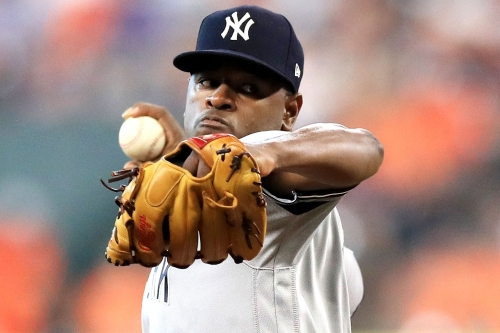 Severino's not going to give the Yankees a reason to take him out
