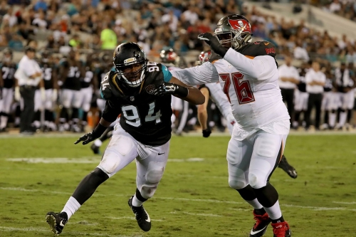 Buffalo Bills opponent scouting report: Tampa Bay Buccaneers tackle Donovan Smith