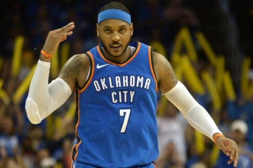 "Stein: Carmelo Anthony Trade, Trail Blazers Snub ""Was About Family"""