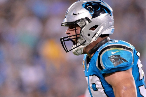 Panthers at Bears Friday injury report: Luke Kuechly out, Kurt Coleman game-time decision