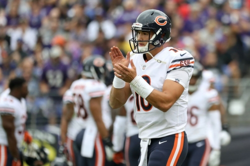 Defining Trubisky's success, trade targets, and backup quarterbacks: Bears Mailbag Week 7!