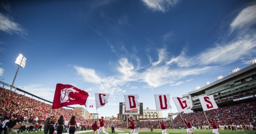 Wade Hogg's $500,000 donation anchors lucrative week for WSU's Cougar Athletic Fund