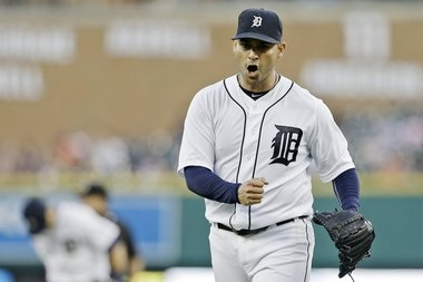 Tigers won't pick up Anibal Sanchez's 2018 contract option
