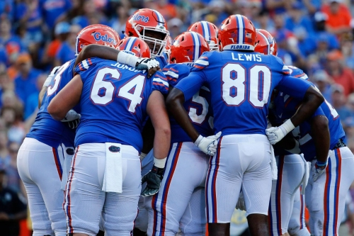 Florida football recruiting: OL Richard Gouraige commits to Gators