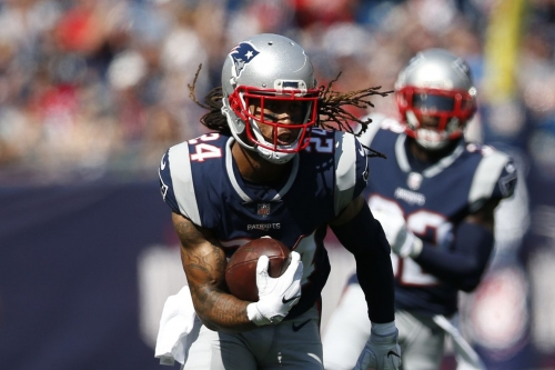 Injury update: the New England Patriots will be missing most of their cornerbacks