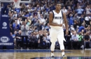 Dennis Smith Jr is out for the next two games with a knee injury