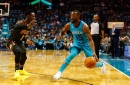 Hornets, down 20, beat Hawks by 18 in home opener