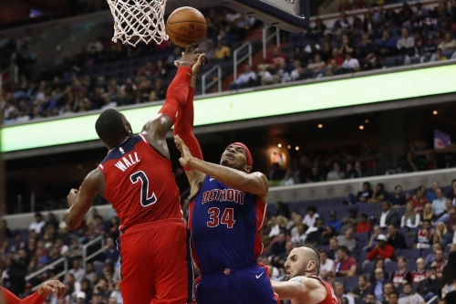 Wizards vs. Pistons final score: Washington holds off late Detroit charge for 115-111 win
