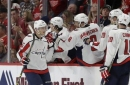 Ovechkin wins it for Caps in OT, 4-3 over Red Wings (Oct 20, 2017)