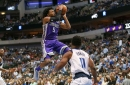Kings 93, Mavericks 88: Scrappy offense snags win number one