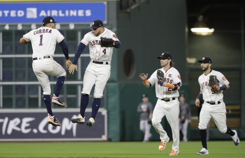 Justin Verlander, Astros beat Yankees to force Game 7 in ALCS