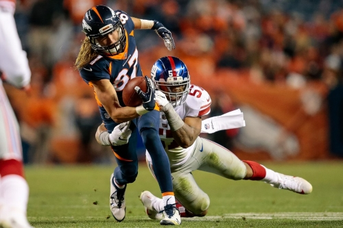 Broncos need Jordan Taylor to play big role on Sunday